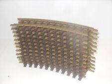 LGB Lehmann 12 Piece Curved Track - Item 1100/11000 - R1 R = 600 MM Gauge G