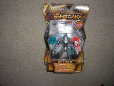 Brand New Redakai Spykor Action Figure w/ Exclusive Blast 3D Card