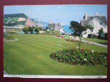 POSTCARD DEVON SIDMOUTH THE GARDENS OF THE WESTCLIFF HOTEL