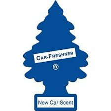 Little Trees Car Home Office Hanging Air Freshener New Car Scent (1 Pack)