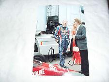 6 x 4 Firmato a Mano Foto-F1 RED BULL-Adrian NEWEY-GOODWOOD