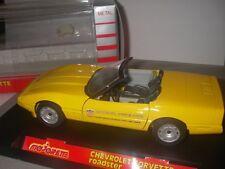 Maquette Chevrolet Corvette Roadster 1/24 - Majorette