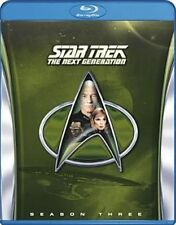 Star Trek: The Next Generation NR Rated Blu-ray Discs-ray Movies