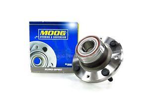 NEW MOOG Wheel Bearing & Hub Assembly Rear 512252 Volvo S40 V40 2000-2004