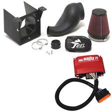 MSD Blaster Ignition CDI ECU EFI + Fuel Customs Intake Air Box Yamaha YFZ450R