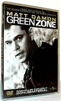 Green Zone (2010) DVD Immediate Dispatch - Matt Damon, Jason Isaacs, Amy Ryan