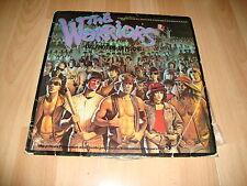 THE WARRIORS LOS AMOS DE LA NOCHE LP DE VINILO VINYL ORIGINAL MOTION SOUNDTRACK