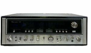 Sansui 9090 Stereo Receiver Black