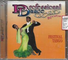 TANGO - Professional Dance Gold Sport - CD MUS