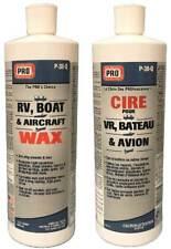 PRO RV Boat Wax COPOLYMER SEALANT HD Cleaner Wax 32oz Best on Ebay REAL DEAL