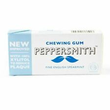 Peppersmith  Spearmint Xylitol Gum - 15g x 12 - 79732