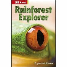 Rainforest Explorer (DK Reads Starting to Read Alone)-ExLibrary