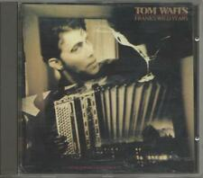 TOM WAITS - Franks Wild Years - CD 1987 MADE IN FRANCE USATO OTTIME CONDIZIONI