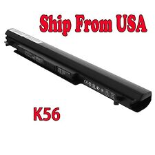 Battery For Asus VivoBook S550CA DS51T S40 S405 S46 S505 S550 A31-K56 A41-K56 US