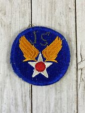 ORIGINAL WWII U.S. ARMY AIR FORCE PATCH Airborne Aviation Engineers