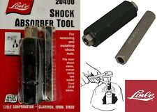Lisle 20400 Universal Shock Absorber Remover Installer Tool New Free Shipping
