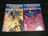 Vixen Rebirth # 1 & Atom Rebirth # 1 Justice League of America DC Comics 2017