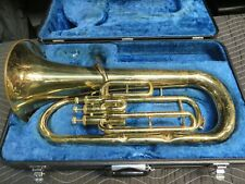 Yamaha YEP-201 Euphonium in Lacquer, Just Serviced! Stock #UE02