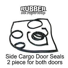 1992 1993 1994 1995 1996 Chevy / GMC Side Cargo Door Seals