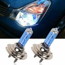 Car H7 Super White Headlight Xenon Halogen Globes Light Bulb Lamp 12V 55W W8L2