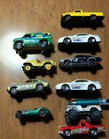 Mixed Lot of 10 Vintage Mattel Hot Wheels/Matchbox 2 with Redlines