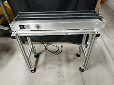 Used Belted Take Away Conveyor 115v