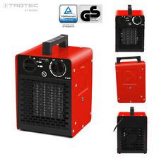 TROTEC Chauffage soufflant céramique TDS 10 C Chauffage Radiateur Thermostat