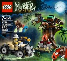 LEGO 9463 Monster Fighters The Werewolf New Sealed Box 243 Pieces Ages 7-14