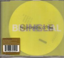 Pet Shop Boys Single-Bilingual CD1 Maxi-Single European CD Single Europe