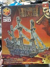 NEW & SEALED 3D PUZZ WREBBIT Pirates of Caribbean FLYING DUTCHMAN Jigsaw PUZZLE