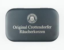 Crottendorfer Räucherkerzen 'Weihnachtlicher Weihrauch` Geschenkdose Gr.M, 20 St
