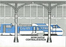 Newcastle Central Station commemorative booklet circa 1990