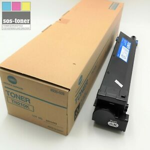 Original Toner black Konica-Minolta bizhub C250/252 , TN210K