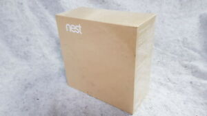NEW Sealed Nest T200477W Smart Learning Thermostat 2nd Generation