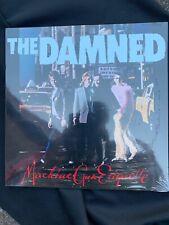 THE DAMNED - MACHINE GUN ETIQUETTE. BRAND NEW & SEALED VINYL LP