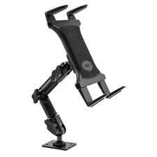 "Arkon Heavy-Duty Tablet Wall Flat Surface Mount w/ 8"" Multi Angle Adjustable Arm"