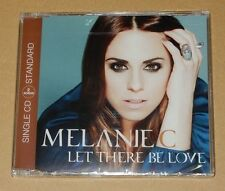 Melanie C Let There Be Love German Ltd 2 Trks CD Single RARE Sealed Spice Girls