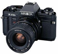 Rare, New Minolta X-370N 35mm Slr Film Camera Body