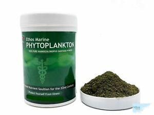 Ethos Natural Health Marine Phytoplankton 100% Organic 45g Powder Supplement