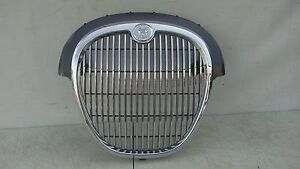 2003 2004 2005 Jaguar S Type Grille OEM.