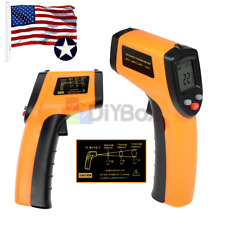 Gm320 Infrared Thermometer Non Contact Digital Laser Infrared Temperature Gun
