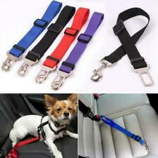Adjustable Dog Cat Pet Car Safety Seat Belt Leash Harness Restraint Travel Clip
