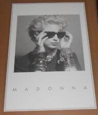 Madonna Poster Original 2001 Lithograph Promo 24x36 Numbered 701/2000 Rare