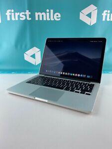 "Apple MacBook Pro 13"" Retina Late 2013 - Intel i5 @2.5GHz 8GB RAM 256GB SSD"