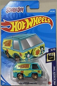 hot wheels Scooby Doo The Mystery Machine (SALE)