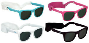 i Play Baby Infant Toddler Flexible Sunglasses w/Removable Stay-Put Strap 15801