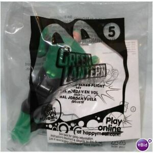 McDonald's Green lantern Hal Jordan Takes Flight #5 2012 NEW