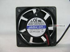 NEW jamicon JF0615B1M-R Server Square Fan DC12V 0.15A 60X60X15mm 2-Wire