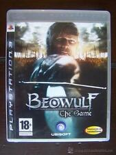 PS3 BEOWULF THE GAME - PLAYSTATION 3 - PAL ESPAÑA (3Z)