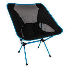 Folding Seat Camping Chair Hiking Gardening Beach sports Backpack Chair 4 colors